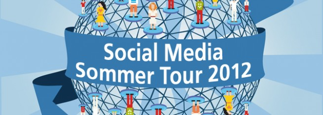 Social Media Sommer Tour 2012
