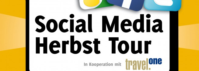 Social Media Herbst Tour
