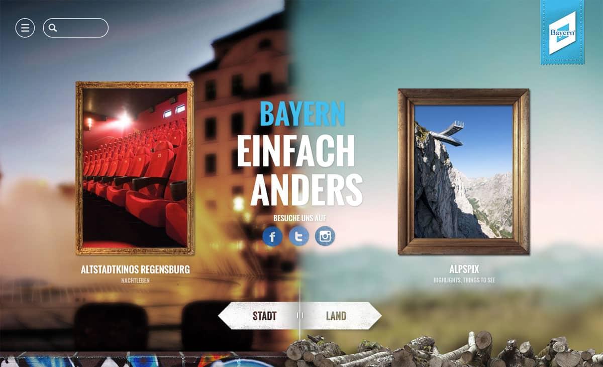Bayern Einfach Anders