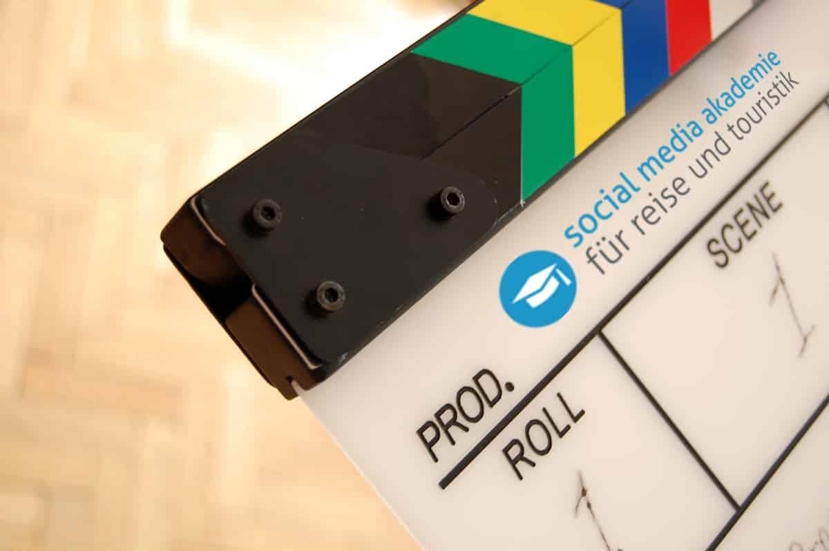 Filmklappe smart