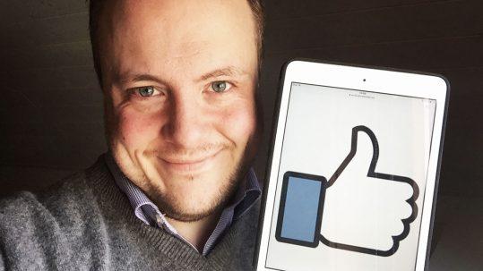 Joachim Schmidt Facebook Marketing