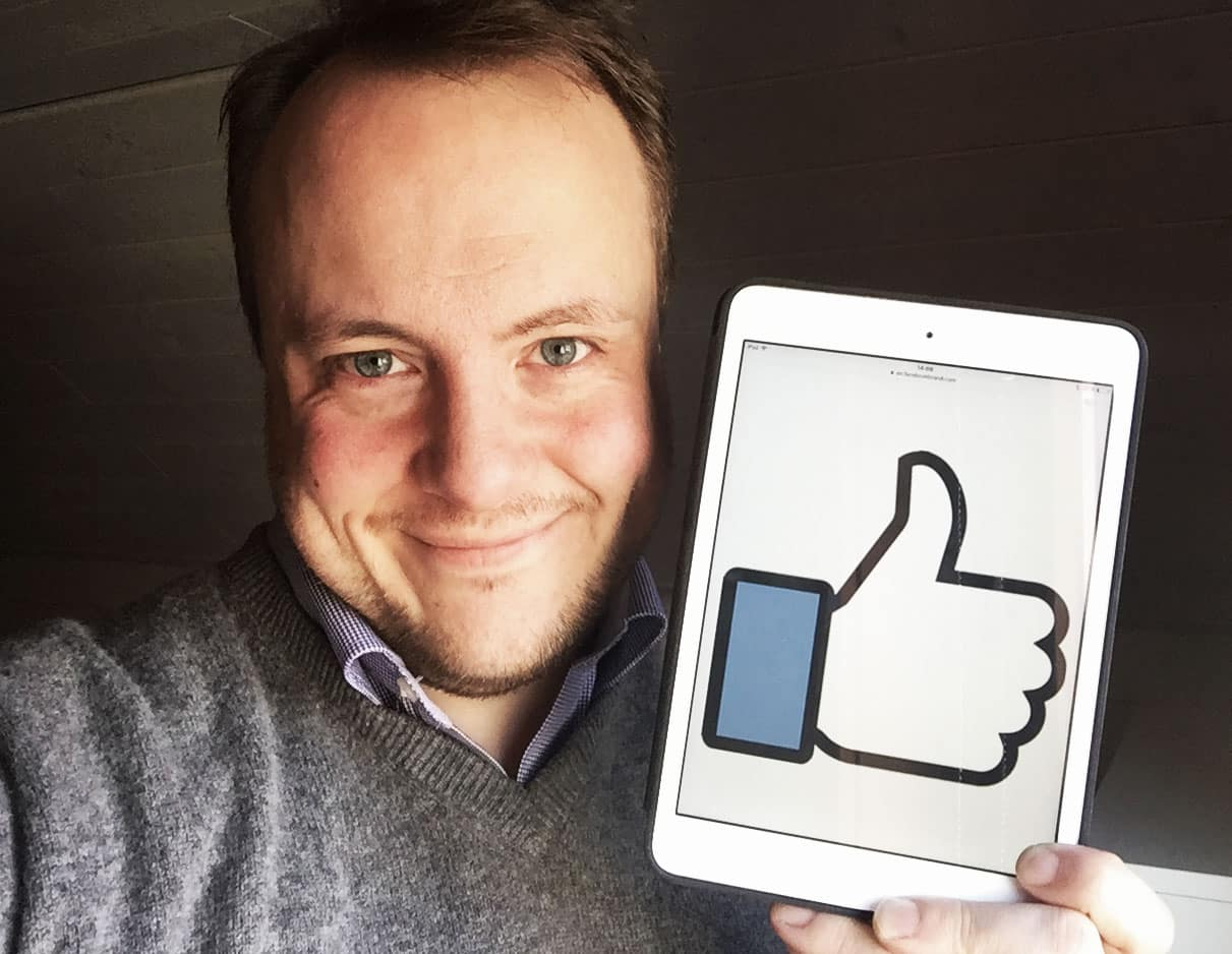 Joachim Schmidt Facebook Marketing